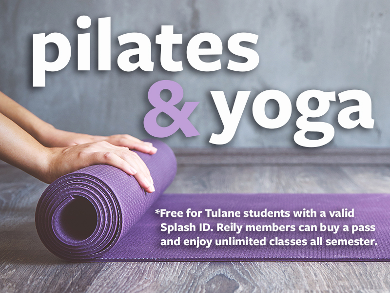 Yoga and Pilates Passes