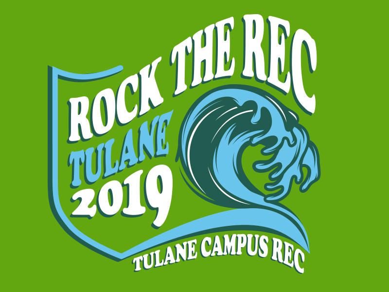 Rock the Rec logo